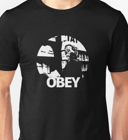 They Live - carpenter 1988 - society under control Unisex T-Shirt