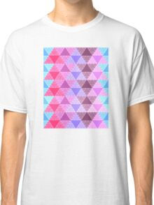 Funky Triangle Structure Classic T-Shirt