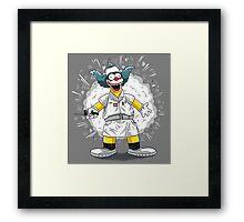 Nurse Krusty Framed Print