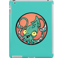 Squidilly Squee! iPad Case/Skin