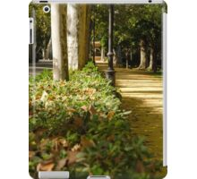 The coming of autumn iPad Case/Skin