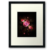 Rose dreams Framed Print