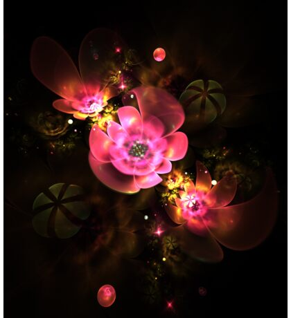 Rose dreams Sticker