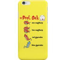 One Magikarp Two Magikarp iPhone Case/Skin