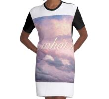 it is what it is Graphic T-Shirt Dress