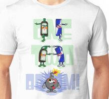 Explosive Combination Unisex T-Shirt
