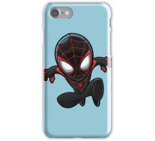Spiderman in Black iPhone Case/Skin
