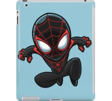 Spiderman in Black iPad Case/Skin