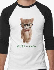 Algebra CAT Men's Baseball ¾ T-Shirt