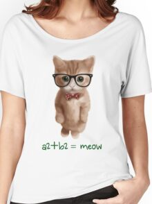Algebra CAT Women's Relaxed Fit T-Shirt