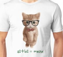 Algebra CAT Unisex T-Shirt