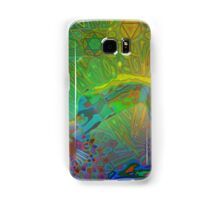 bandhasana digital - 2014 Samsung Galaxy Case/Skin
