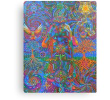 Deep Consonance - 2013  Canvas Print