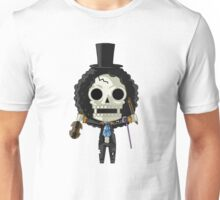 One Piece - Chibi Brook Unisex T-Shirt