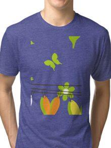 Easter card Tri-blend T-Shirt