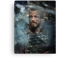 Evil Is Evil Canvas Print