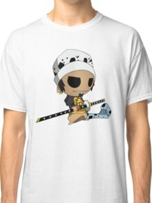 One Piece - Chibi Law Classic T-Shirt