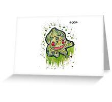 Bulbasaur Tshirts + More Greeting Card