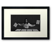 Secretary Framed Print