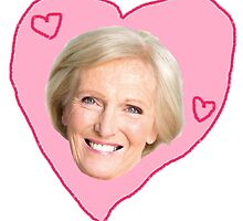 Mary Berry Is Queen by FandomBeth