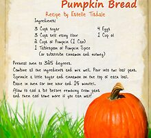Good Old Fashioned Pumpkin Bread by Mark Tisdale