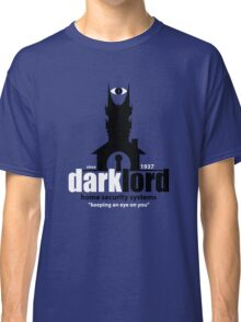 Dark Lord Home Security Systems Classic T-Shirt