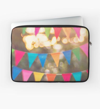 Let the celebrations begin! Laptop Sleeve