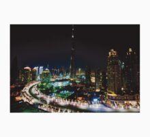 Dubai By Night Kids Tee