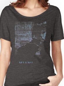 Miami, Retro special edition Women's Relaxed Fit T-Shirt