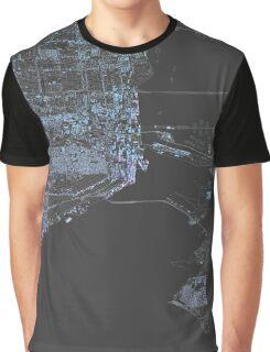 Miami, Retro special edition Graphic T-Shirt