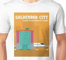 Goldenrod City Unisex T-Shirt