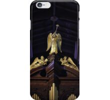 Then The Seventh Angel Blew His Trumpet iPhone Case/Skin