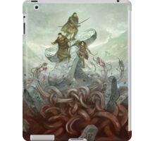 Dragon Warriors Players Book iPad Case/Skin