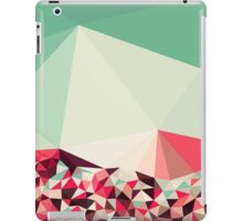 Poppy Field Tris iPad Case/Skin