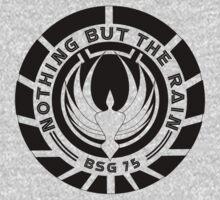 BSG - Nothing But The Rain Kids Tee