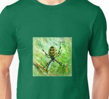 Wasp Spider ~ Argiope bruennichi Unisex T-Shirt