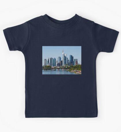 Frankfurt Skyline Kids Tee