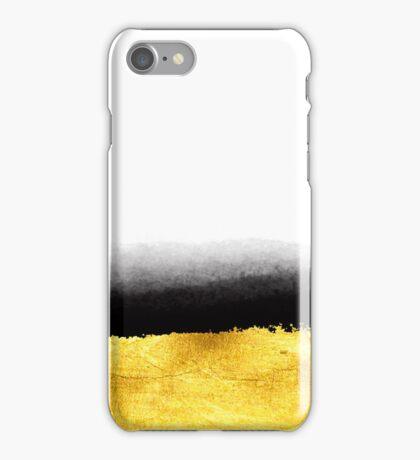 Dark gilded  iPhone Case/Skin