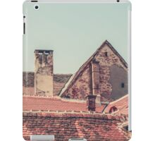 Rooftops at Sunset iPad Case/Skin