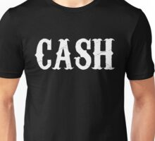 johnny cash man in black country rock pop icon folsom prison ring of fire rock lyrics cool t shirts Unisex T-Shirt