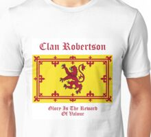 Robertson - Scottish Clan Unisex T-Shirt