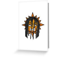 Glo Gang  Greeting Card