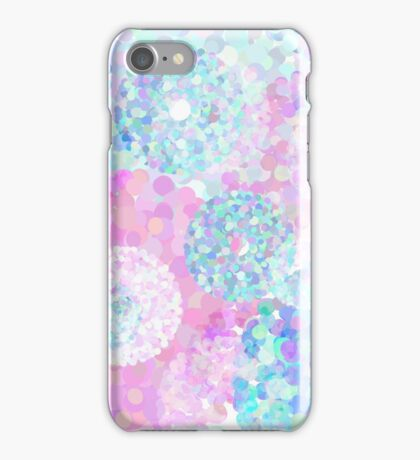 Abstract beautiful modern seamless pattern iPhone Case/Skin