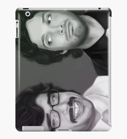 If you're into it. iPad Case/Skin