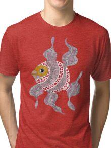 Clown fish  (original sold) Tri-blend T-Shirt