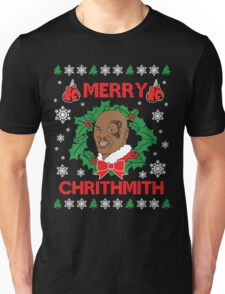 Mike Tyson Merry Chrithmith!!! Unisex T-Shirt