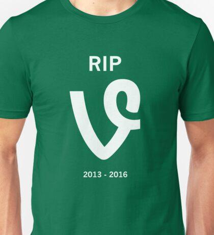 RIP vine v1 Unisex T-Shirt