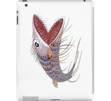 Shark fish iPad Case/Skin