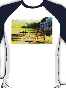 RIVERSIDE MORNING - AMARNA T-Shirt