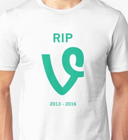 RIP Vine v2 Unisex T-Shirt